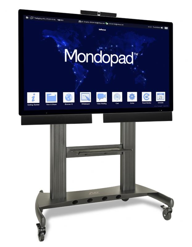Notre écran tactile MONDOPAD