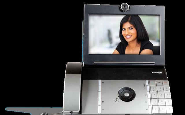 Das InFocus MVP100 Video Phone