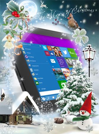 Q Tablet vom Nikolaus