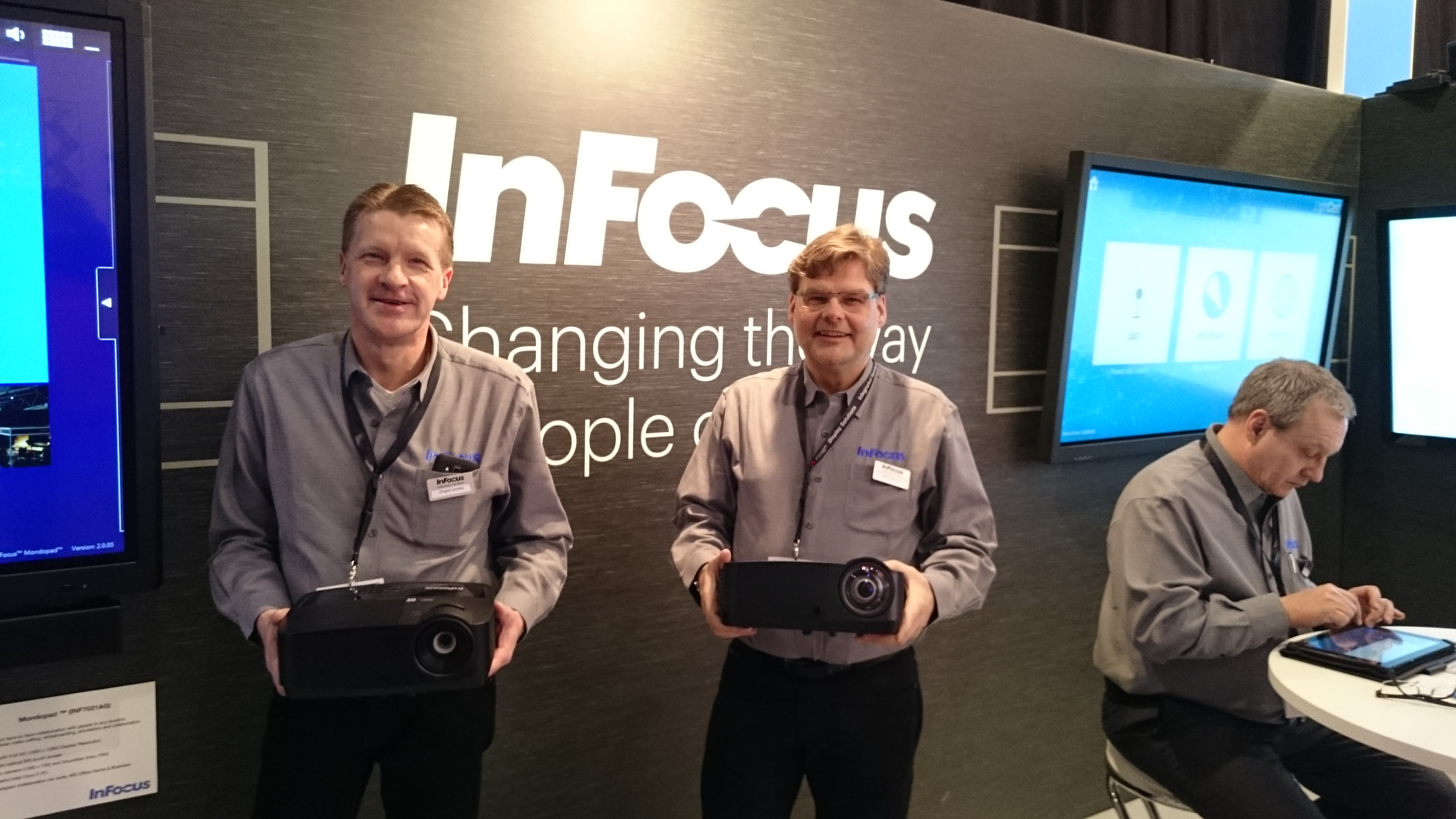 Projektor InFocus