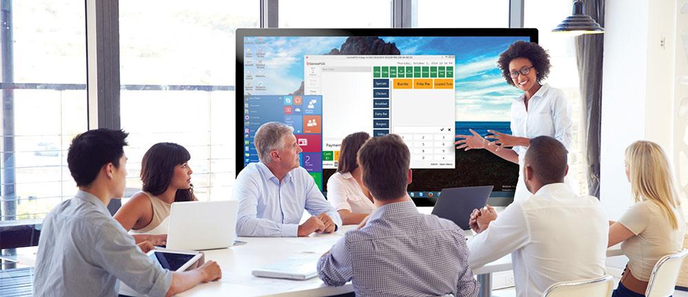 Die InFocus Touch Display Serie bietet für jeden eine Lösung.
