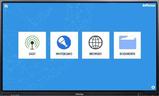 Effiziente Zusammenarbeiten mit dem LightCast-Key von InFocus