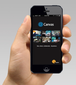canvas mobil