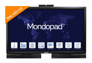 InFocus Mondpad-Serie - elektronische Whiteboards