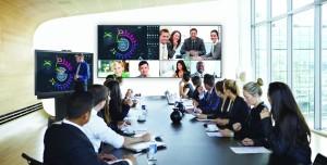 le système de vidéos conférence